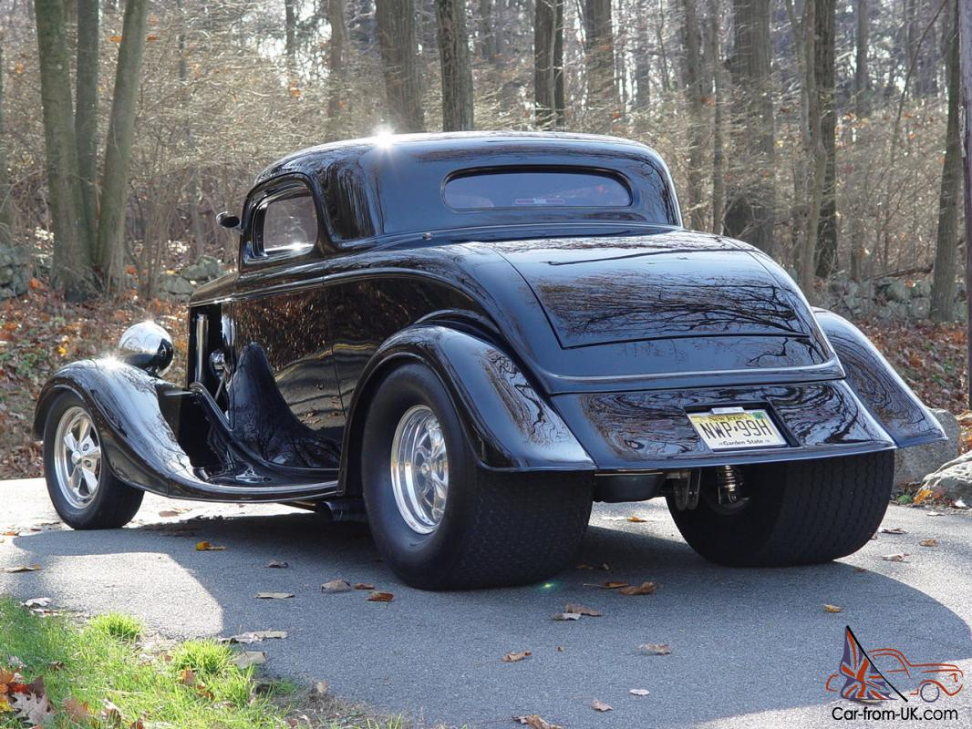 1934 ford 3 window street rod for 1934 ford 3 window coupe for sale in canada