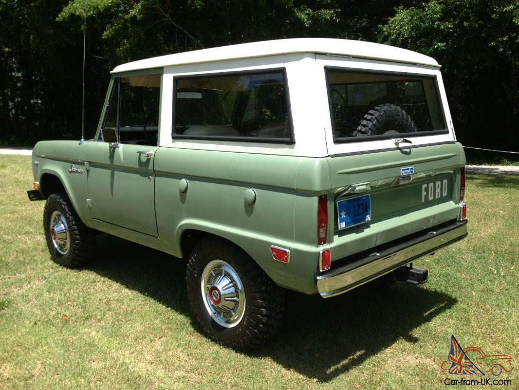 A Cb A B Cb Fe F Classic Bronco Early Bronco moreover B A Ab A Abf Bd Fa Mustang Cars Ford Mustangs furthermore Picture furthermore Ford Bronco also Ebay. on 1969 ford bronco paint colors