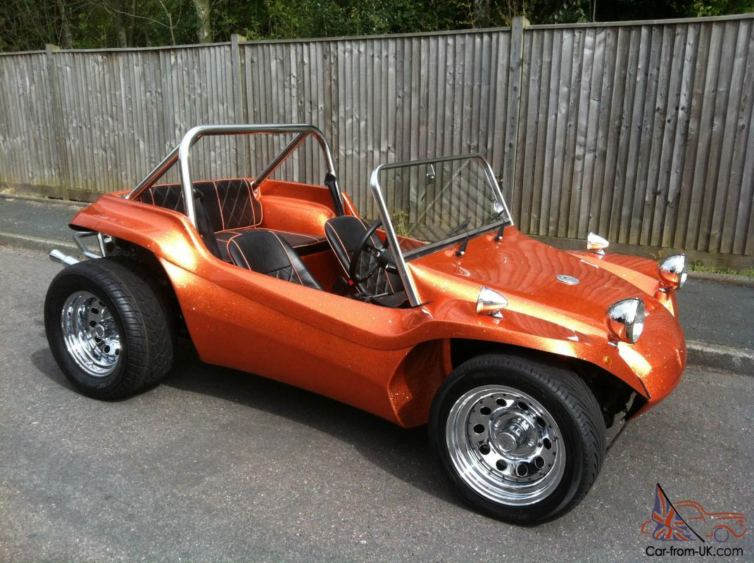 VW BEACH BUGGY MANX 2 MADE BY FLATLANDS ENGINEERING COST
