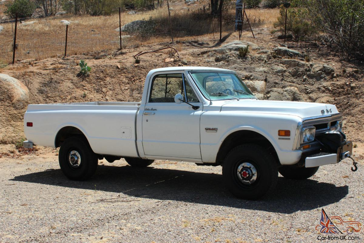 for sale 1970 chevrolet k20 4x4 pickup grab a wrench autos post. Black Bedroom Furniture Sets. Home Design Ideas