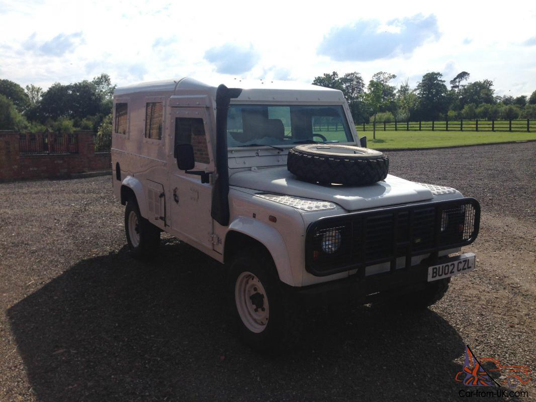 silver wagon utility used td worksop cars wago county defender land notts img rover