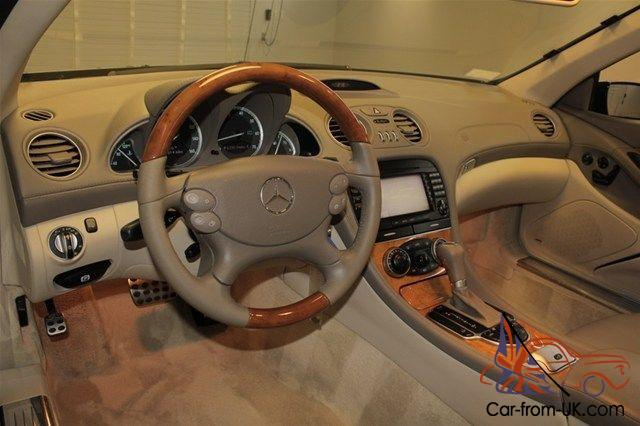 2007 mercedes benz sl550 ventilated seats 20 mercedes for Mercedes benz steering wheel for sale