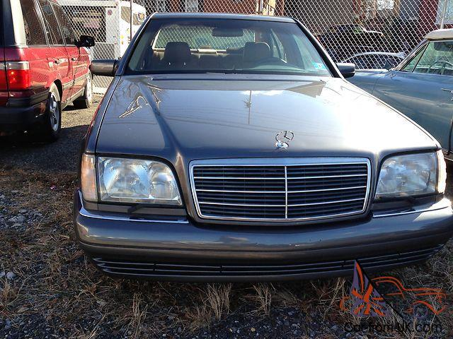 1997 mercedes benz s420 long wheel base mint low miles for Mercedes benz s420