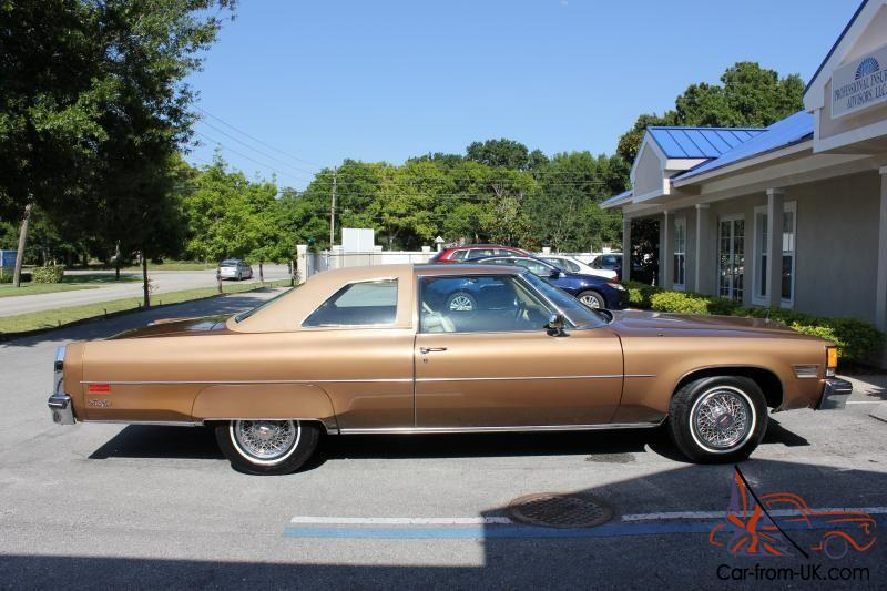 1976 Oldsmobile 98 Regency Coupe