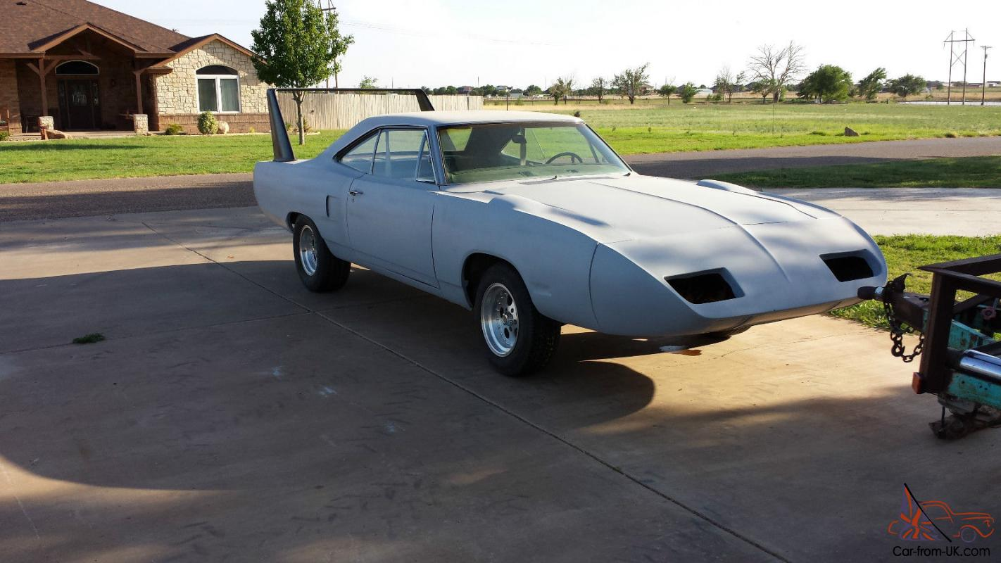 Plymouth Superbird Project Rust Free Nevada Car Doner
