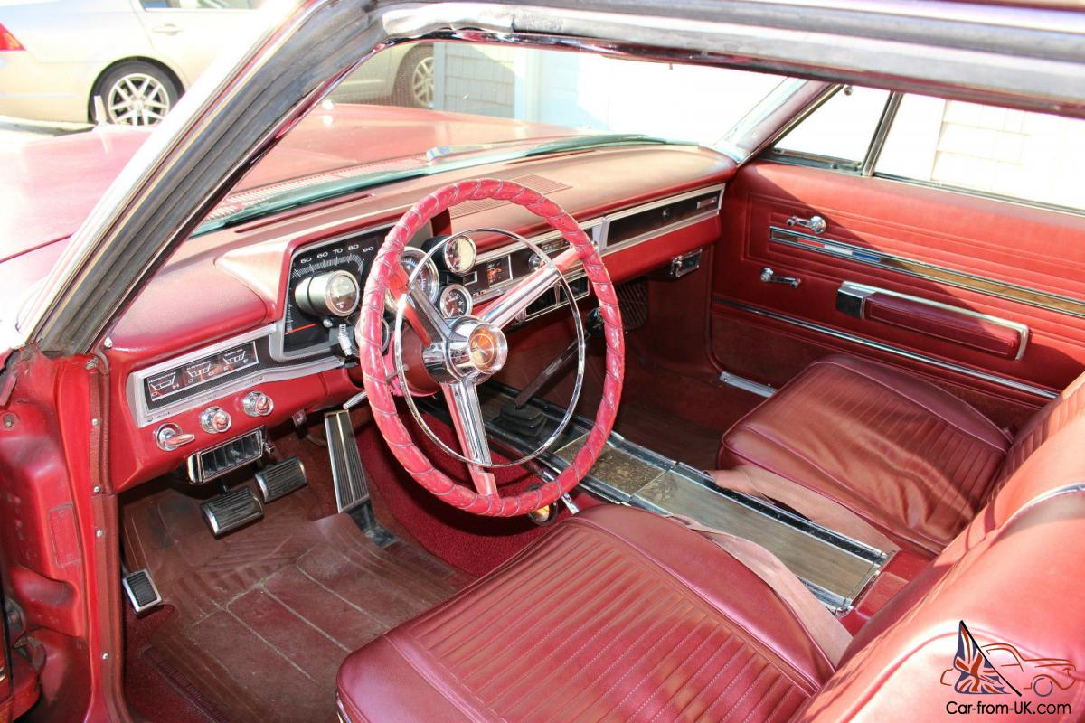 1966 Plymouth Sport Fury - 440, 4 speed, A/C, power disc brakes/steering,  posi