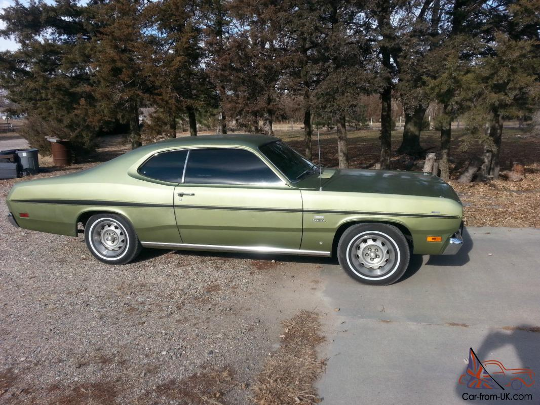 1970 Plymouth Duster V 8
