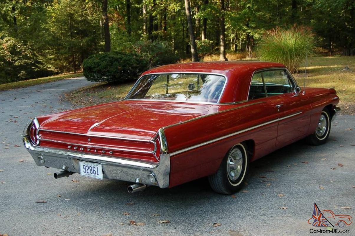 1962 pontiac catalina 2 door nicely restored. Black Bedroom Furniture Sets. Home Design Ideas