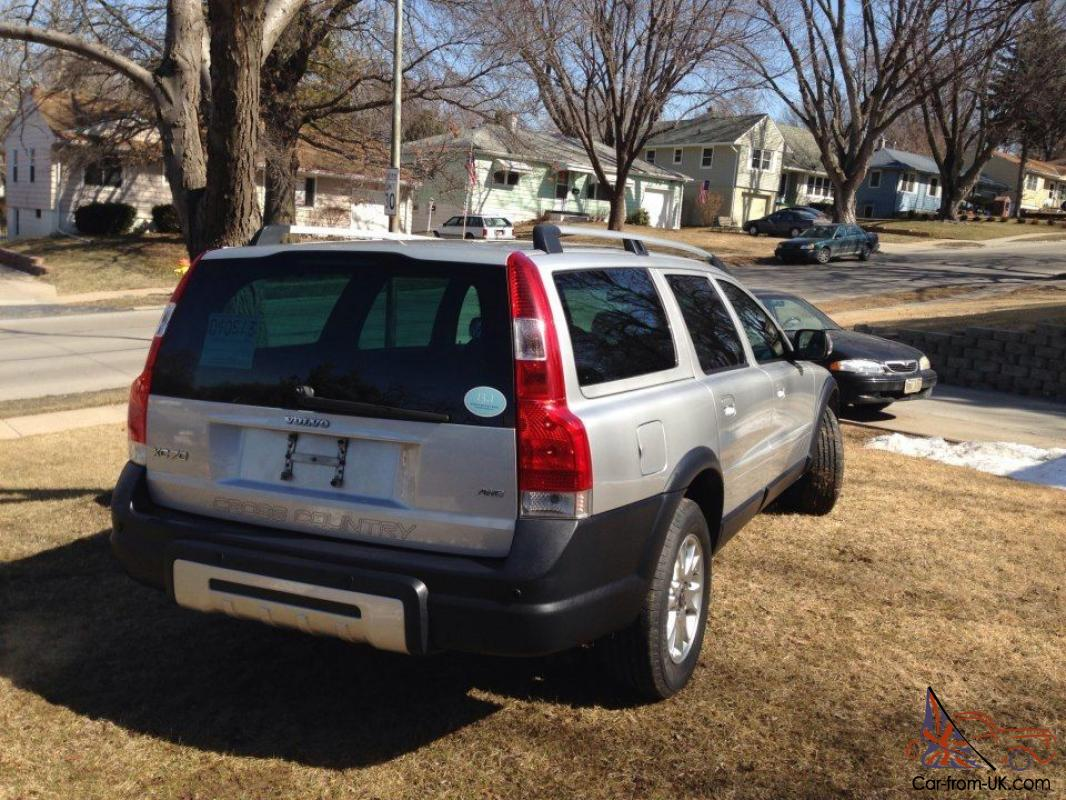 2007 volvo xc70 base wagon 4 door 2 5l special package edition. Black Bedroom Furniture Sets. Home Design Ideas