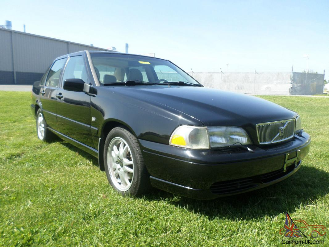 Reliable and safe Volvo S70