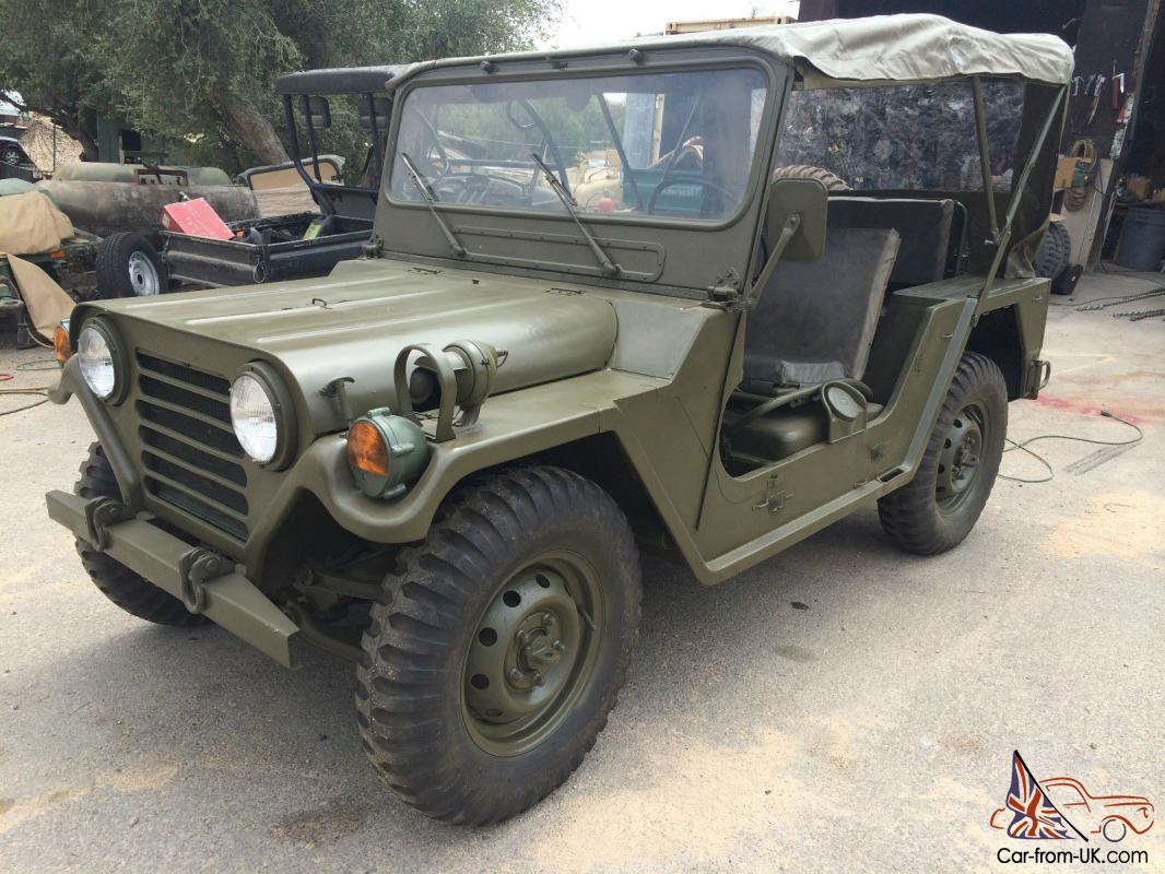 1970 FORD M151A2