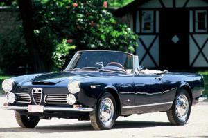Alfa Romeo 2600 for Sale