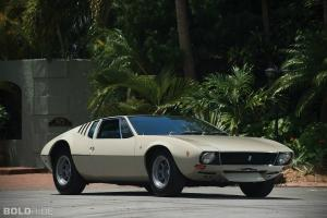 De Tomaso Mangusta for Sale