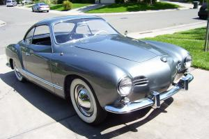 Volkswagen Karmann Ghia for Sale