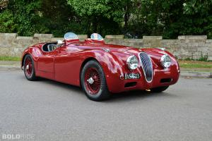 Jaguar XK120 for Sale