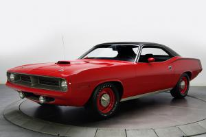 Plymouth Hemi 'Cuda 1970 for Sale