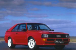 Audi Quattro SWB for Sale