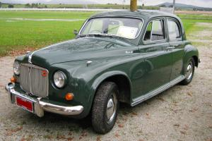 Rover P4 for Sale