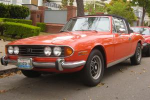 Triumph Stag for Sale