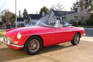 MG RV8 for Sale