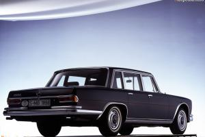 Mercedes-Benz 600 for Sale