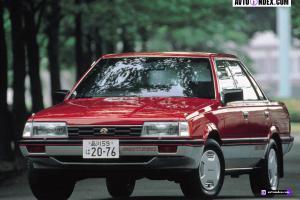 Subaru Leone Coupe