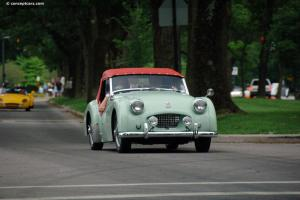 Triumph TR2 for Sale
