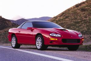 Chevrolet Camaro SS 1998