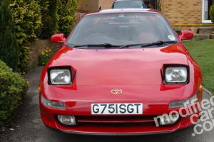 Toyota MR2 Turbo for Sale