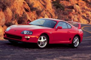 Toyota Supra Turbo for Sale