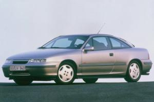 Vauxhall Calibra Turbo