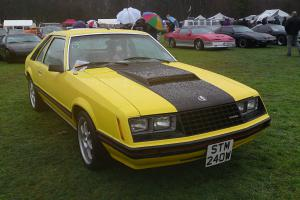 Ford Mustang 1980s