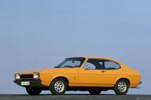 Ford Capri Mk II for Sale