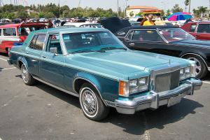Lincoln Versailles for Sale