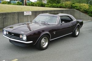 Chevrolet Camaro SS 1967 for Sale