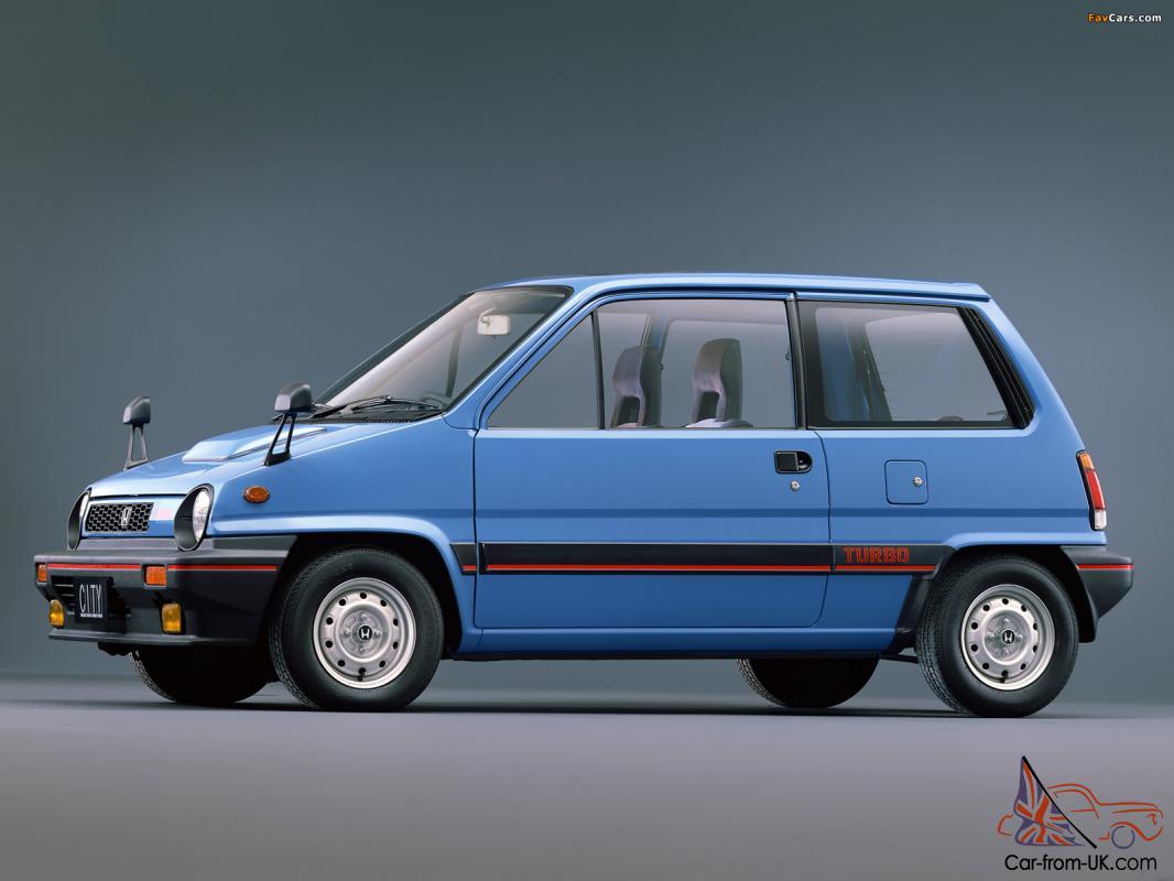 Honda City - car classics