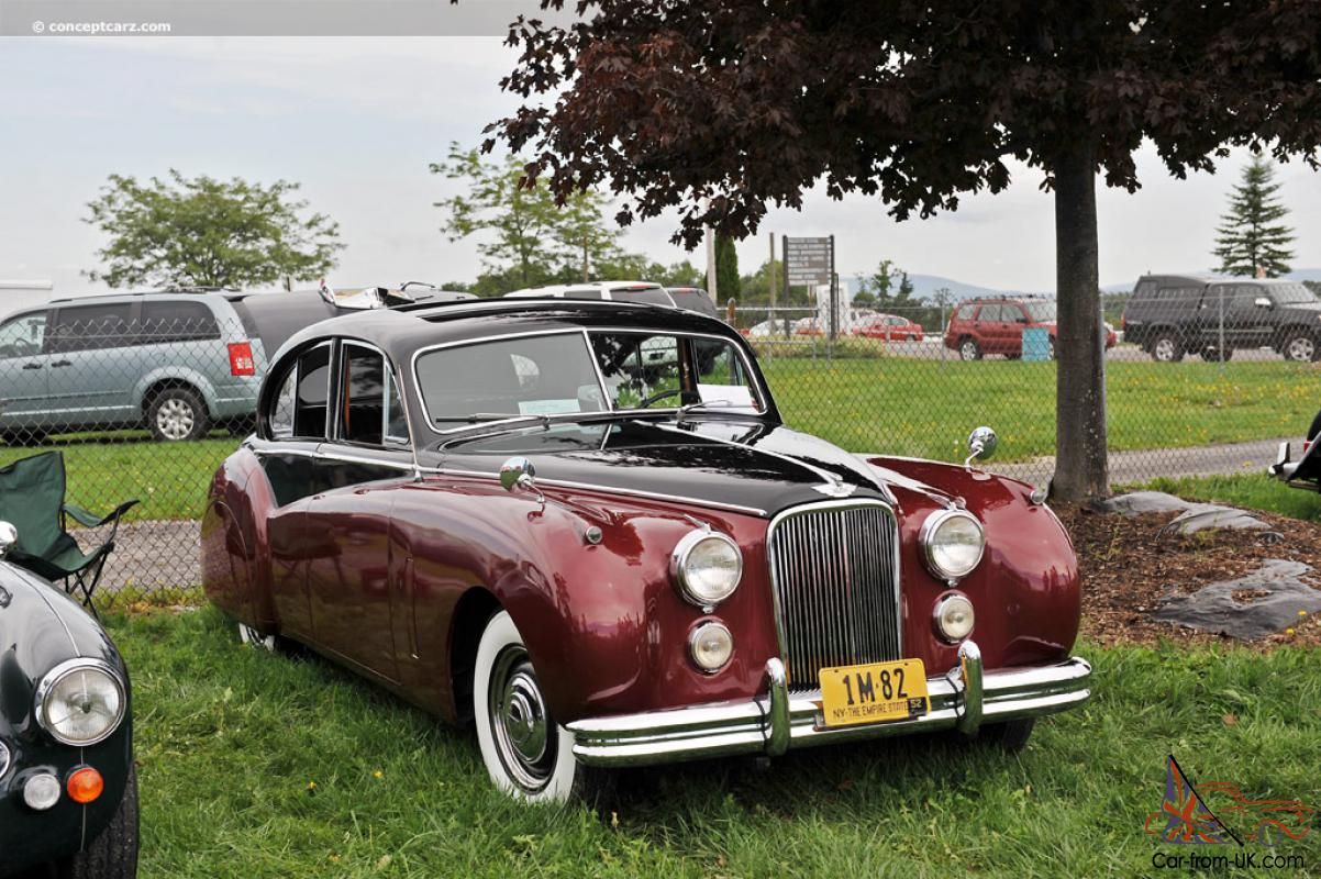 Jaguar Mark VII - car classics