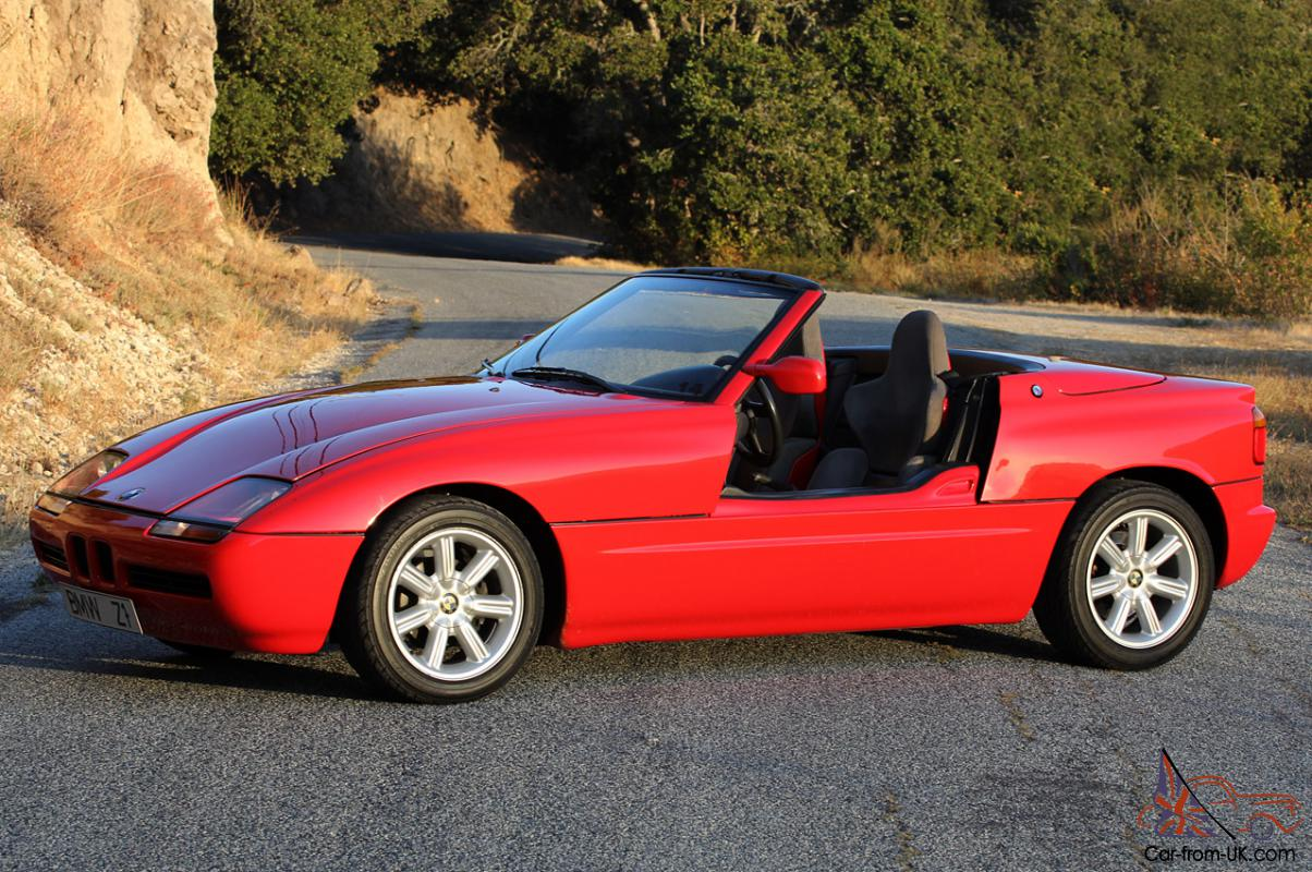 Bmw Z1 Car Classics