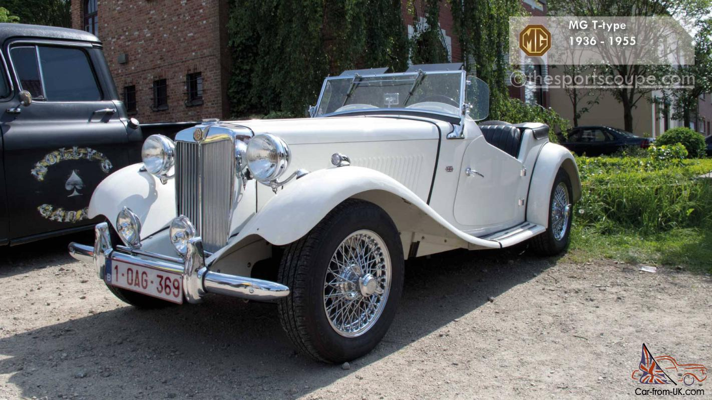 Used Cars For 3000 >> MG T-type - car classics