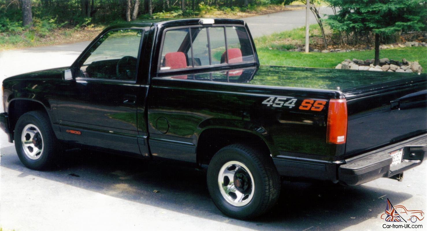 Chevrolet 454SS - car classics