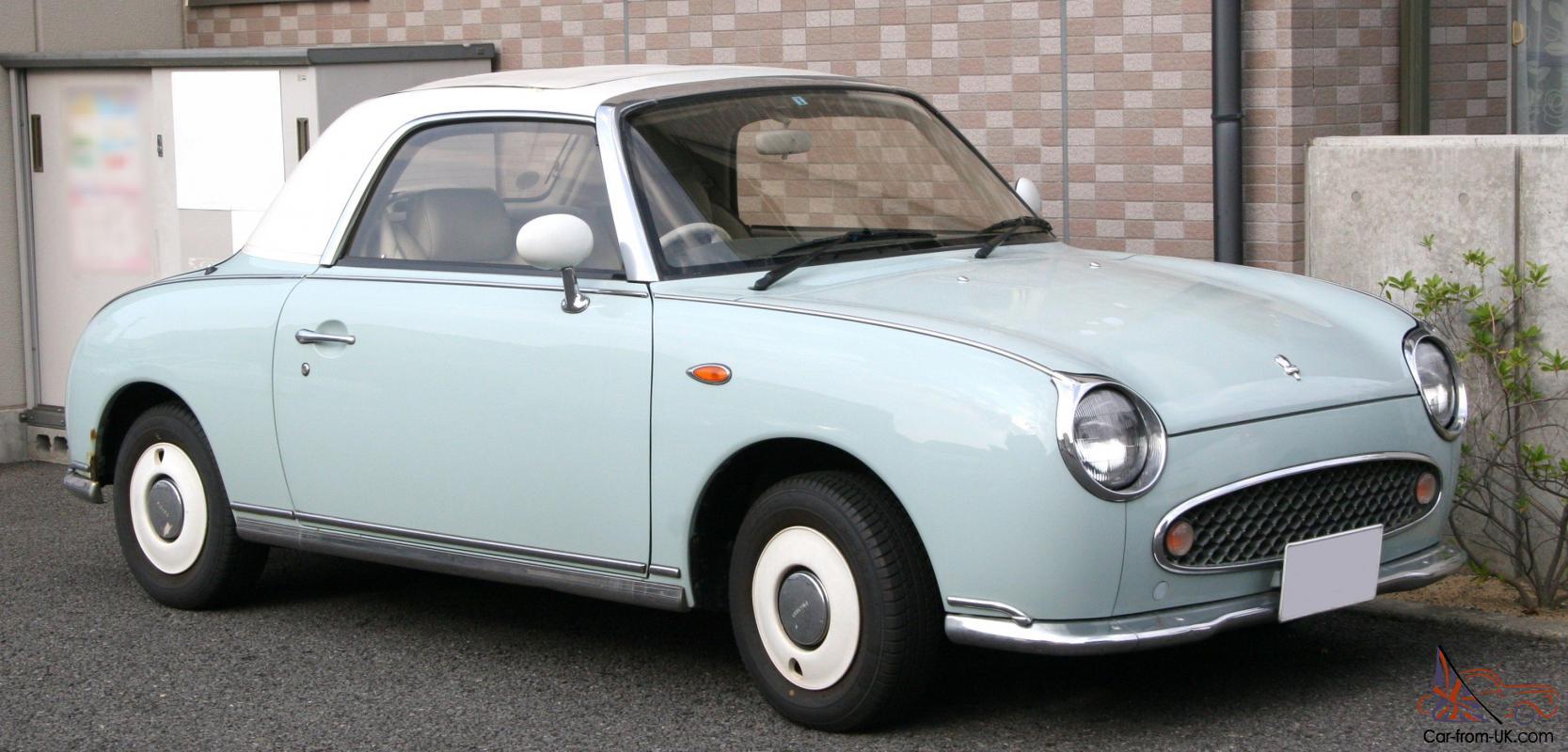 Nissan Figaro - car classics
