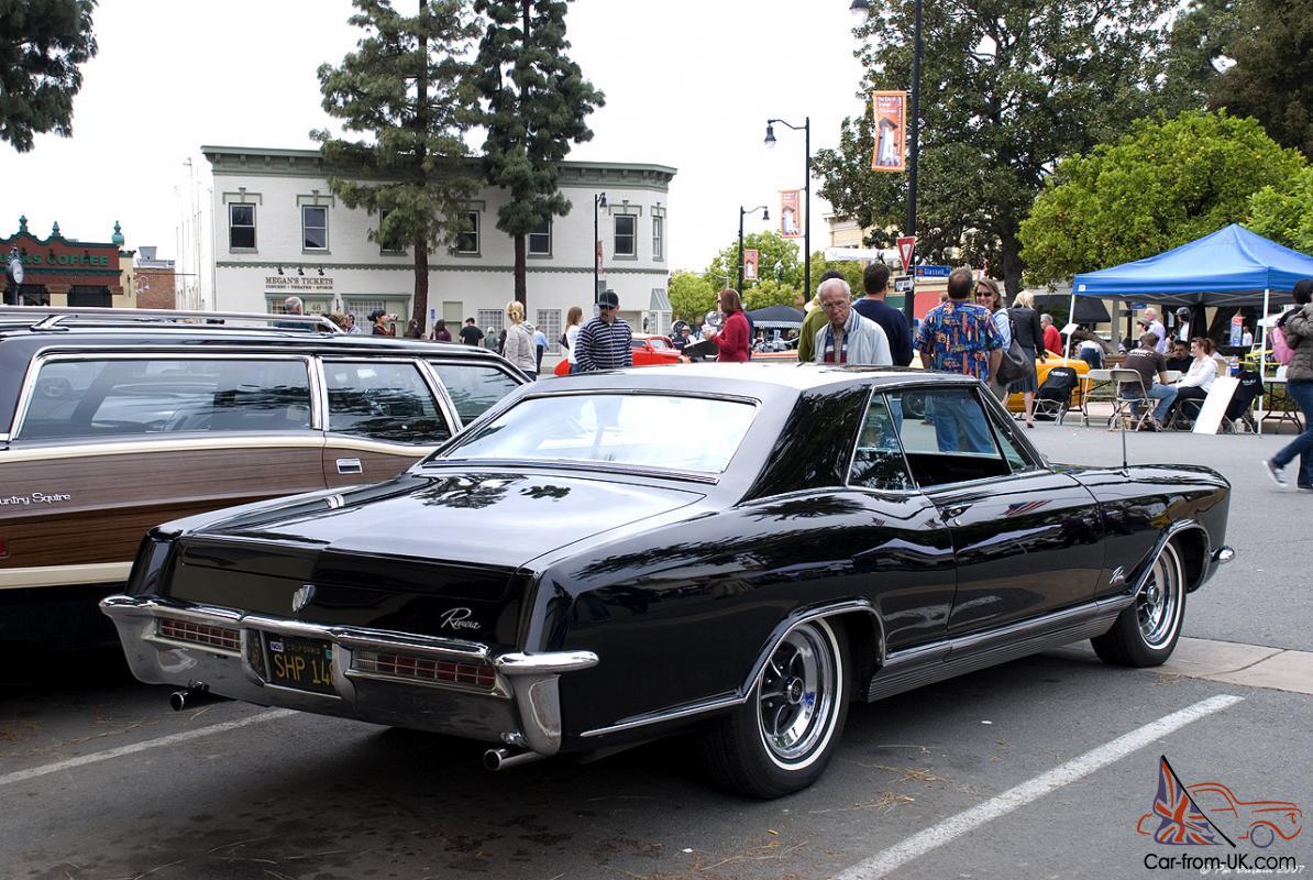 Buick Riviera 1965 1966 Car Classics