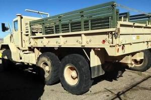 1992 HARSCO Military 6 x 6, Model M925A2, 11,868 miles 20,000 LB winch, REDUCED