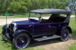 1924 Oakland Phaeton Touring 654