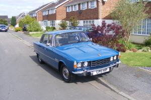 1975 ROVER 2200 SC BLUE 27,000 miles