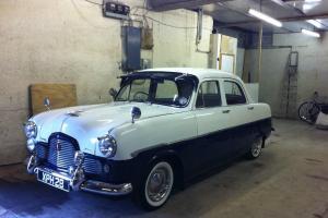 ford zephyr mark 1 1955