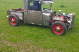 Ford Model A Steel Body pickup/hotrod - 24 stud Flathead