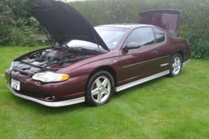 Chevrolet Monte Carlo SS 2004 Superchared LGP Conversion..Dual feul nascar Photo