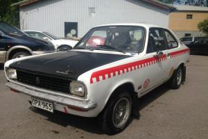 Sunbeam Avenger 1600 Historic Rallycar