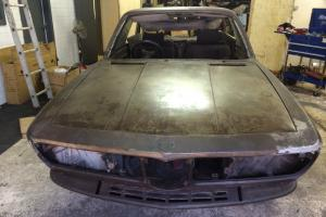 BMW 3.0 CSi for Restoration barn find last owner since 1994